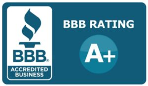 Greenside Lawn Care has a A+ BBB Rating